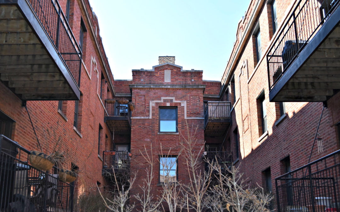CRAINS: Uptown condos sold, switched back to rentals