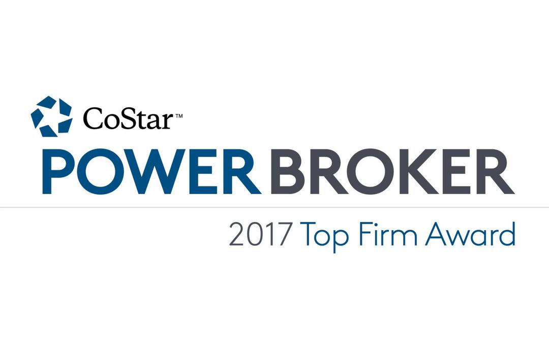 Kiser Group Receives 2017 Power Broker-Top Firm Award