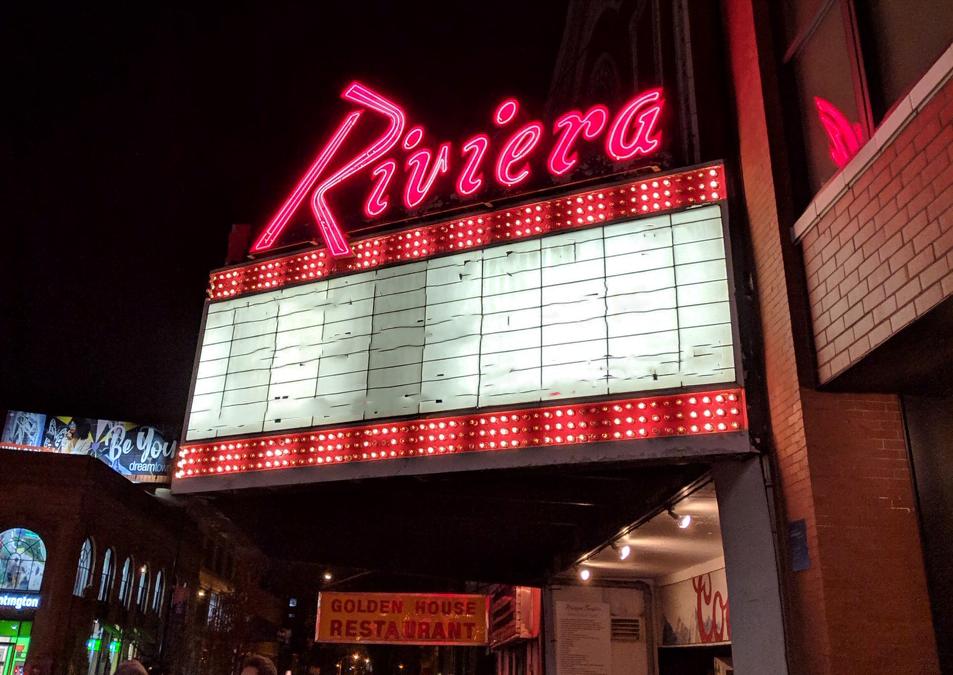 Uptown Riviera Theater