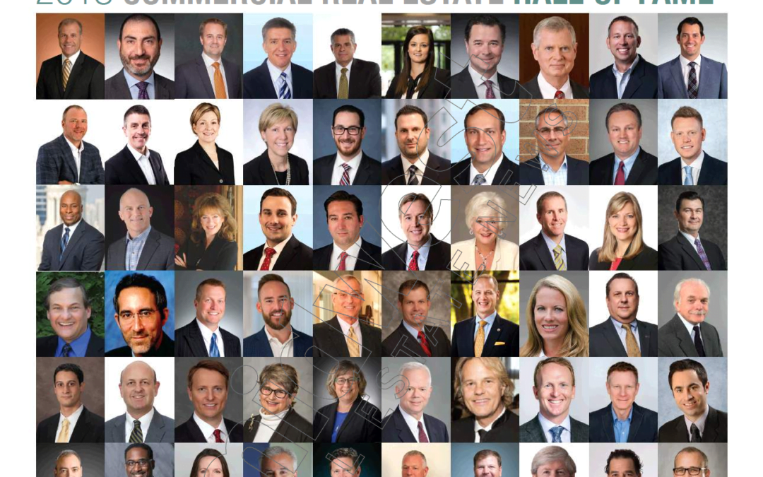 Midwest Real Estate News: 2018 Commercial Real Estate Hall of Fame