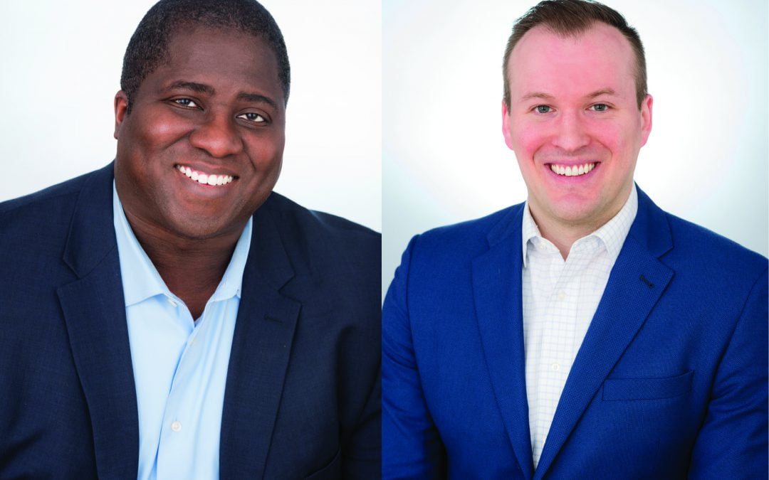 RE Journals: Kiser Group adds to brokerage team with Sam Boye and Patrick O'Brien