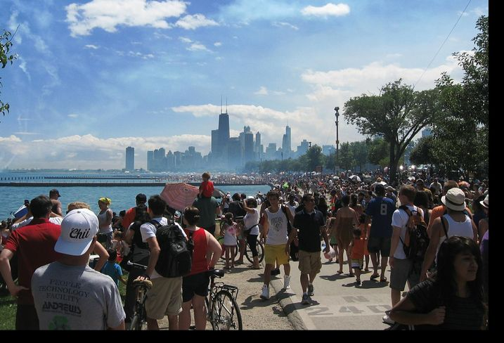 Bisnow: What Do Chicago's Big Demographic Shift, Declining Population Mean For CRE?