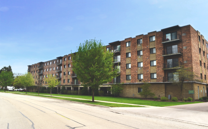 Connect Chicago: Mixed-Income Apartments Come Up for Sale in Aurora