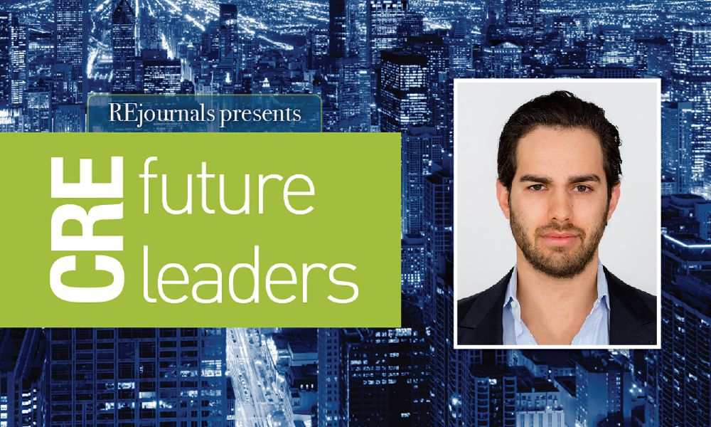 RE Journals: CRE Future Leaders: Aaron Sklar