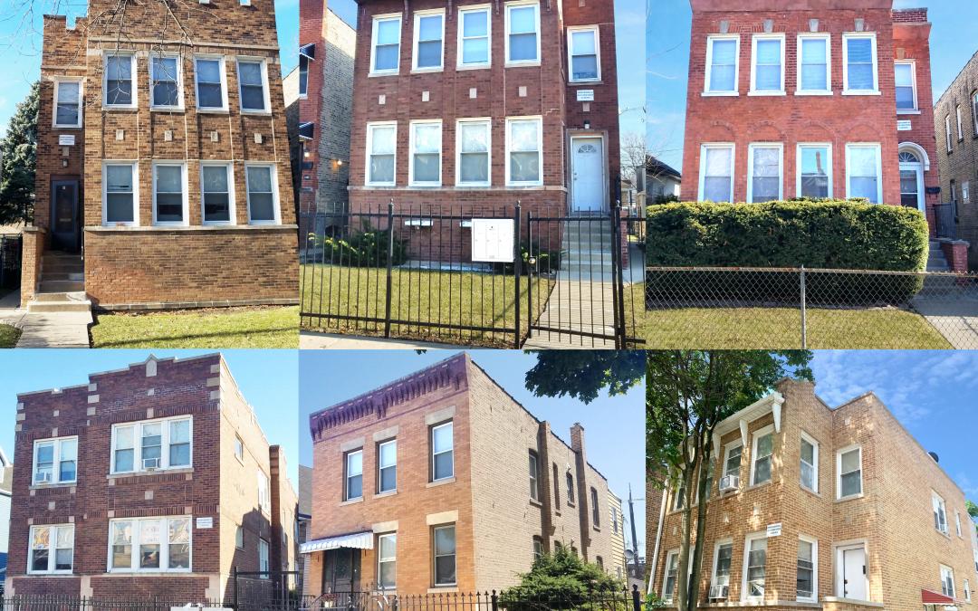 RE Journals: Kiser Group seeks nearly $9M for 21-building portfolio on Chicago's Northwest Side