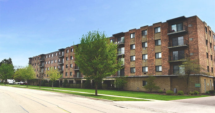RE Journals: Kiser Group brokers sale of 128-unit apartment building in Aurora, Illinois