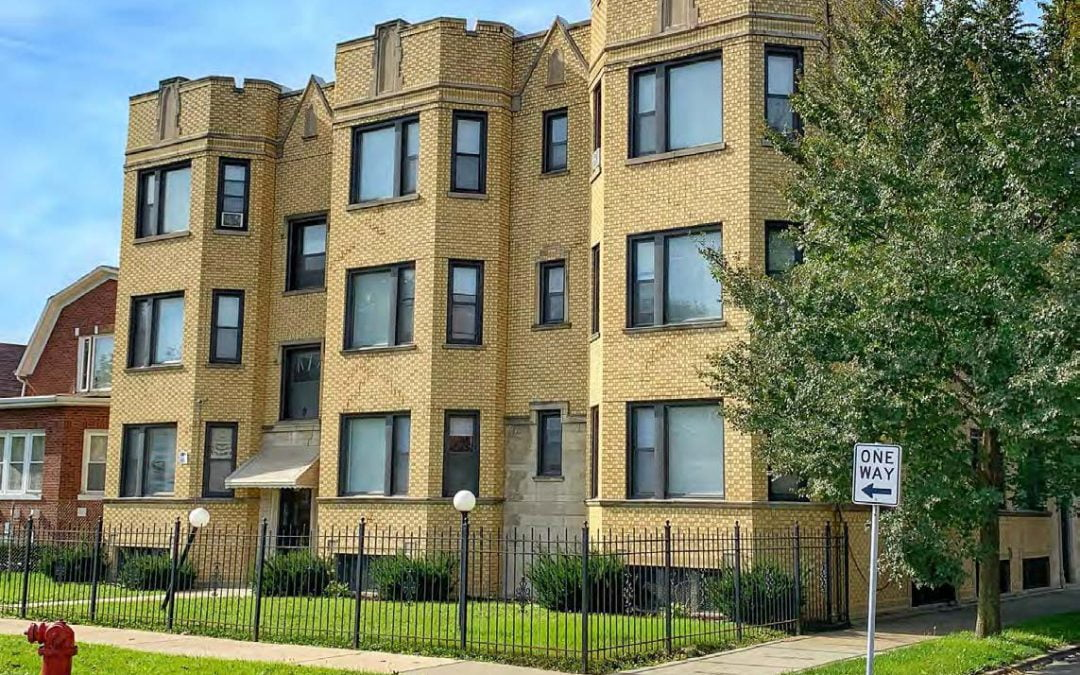 Photo of 7600 S. Honore located in Chicago's Auburn Gresham. Listed by Aaron Sklar and Noah Birk