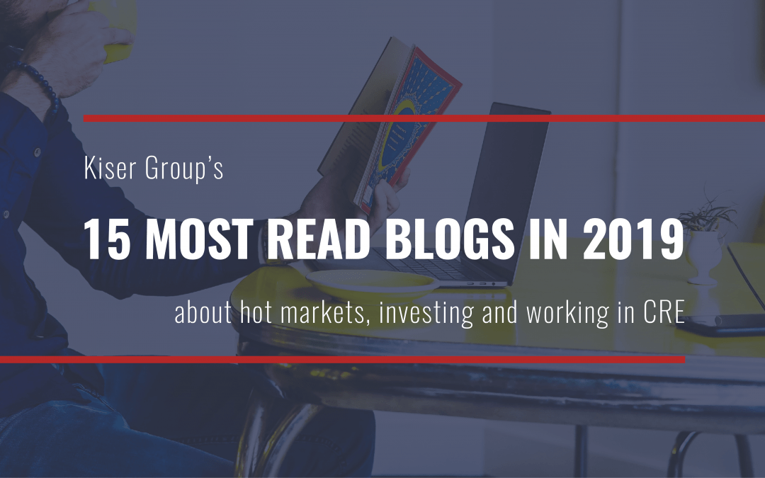Kiser Group's 15 Most Read Blogs About Apartment Investing
