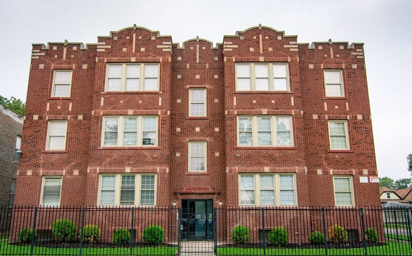Multifamily Press: Kiser Group Launches Marketing of an 86-unit Portfolio Located On Chicago's South Side