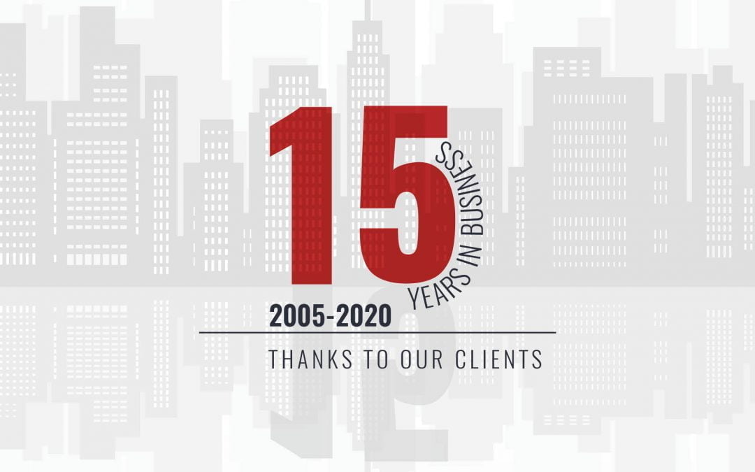 Kiser Group Celebrates 15 Years of Business