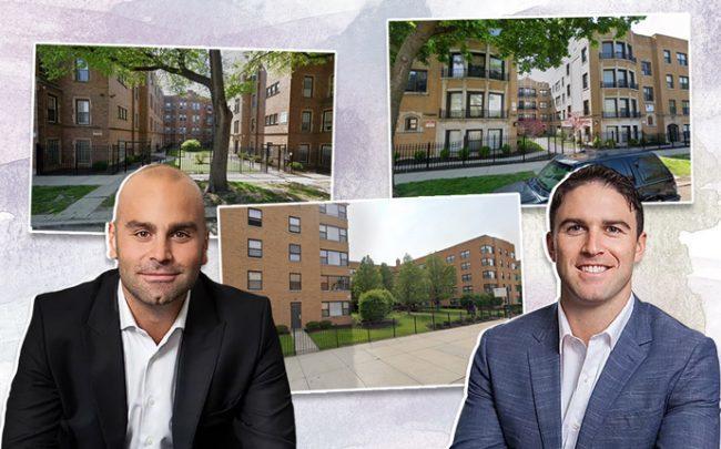 Image of DAX Real Estate managing partners Daniel Hedaya and Max Seibald