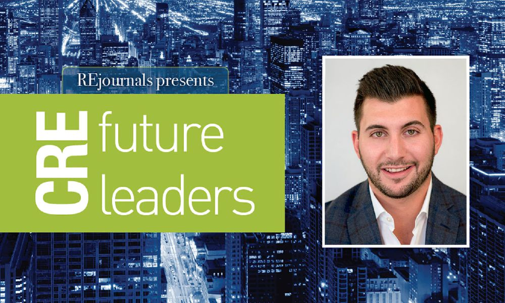 RE Journals: CRE Future Leaders Danny Logarakis