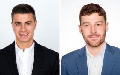 Multifamily Biz: Kiser Group Hires Kyle Sissell as Broker and Promotes Justin Turner to Senior Associate