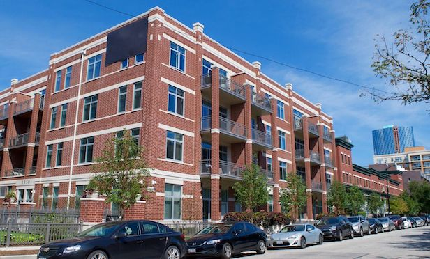 ReBusiness Online: Origin Investments Buys 120-Unit Apartment Building in Chicago's West Loop for $65.8M