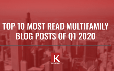 Top 10 Most Read Multifamily Blog Posts in Q1 2020