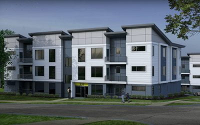 Multifamily Press: Kiser Group Brings East Village Apartments in Downers Grove to Market