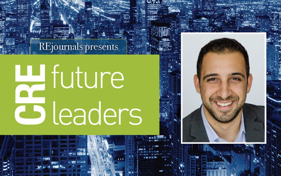 CRE Future Leaders: Danny Mantis