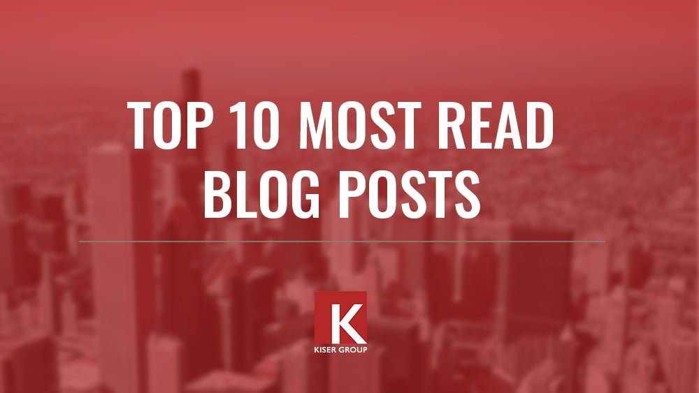 Most Read Multifamily Blog Posts