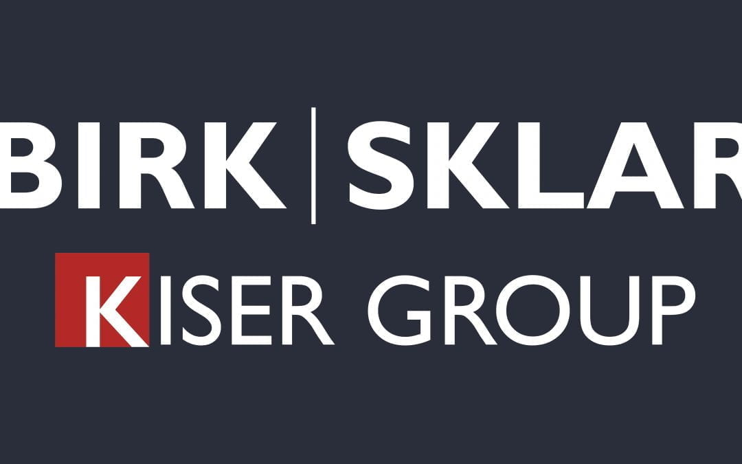 Kiser Group Announces The Official Formation of The Birk | Sklar Team to Extend Multifamily Acquisition and Disposition Services