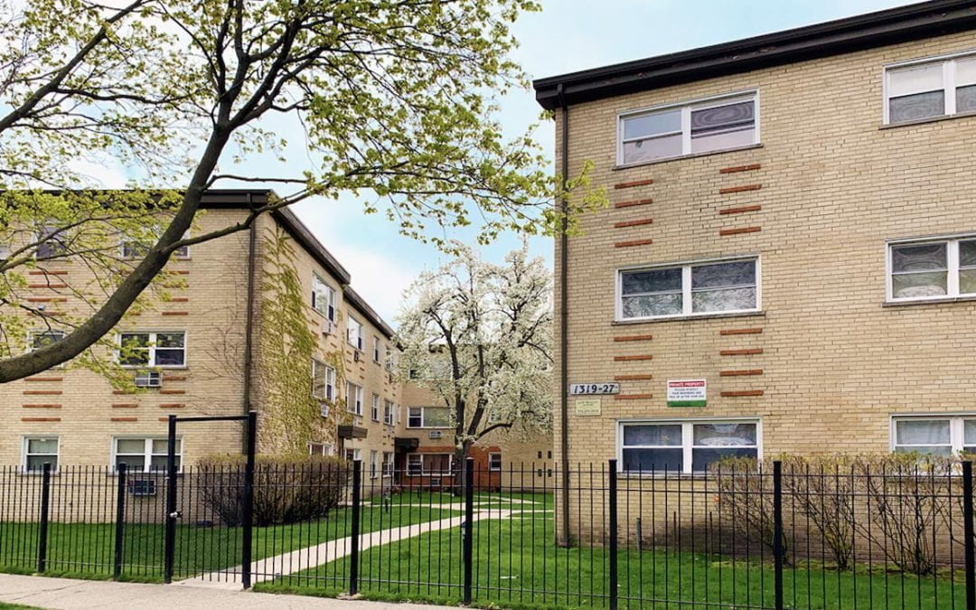 Kiser Group Advises On $3.5 Million, 28-unit Condo Deconversion in Rogers Park