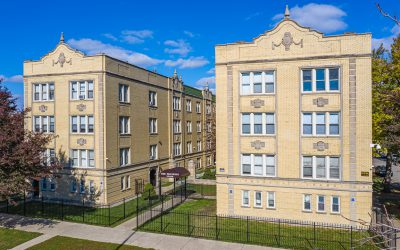 Kiser Group Brings 46-Unit Apartment Building Located in Chicago's Popular South Humboldt Park Neighborhood to Market
