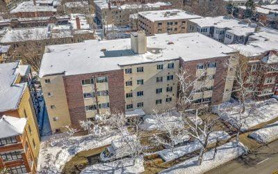 Kiser Group brings 34-unit condo deconversion to market in Evanston