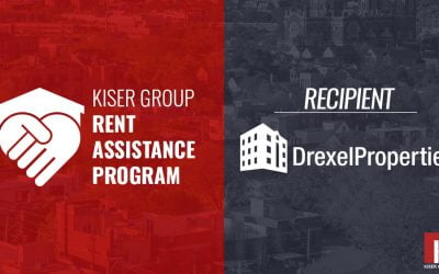 KISER GROUP'S RENT ASSISTANCE PROGRAM – Drexel Properties