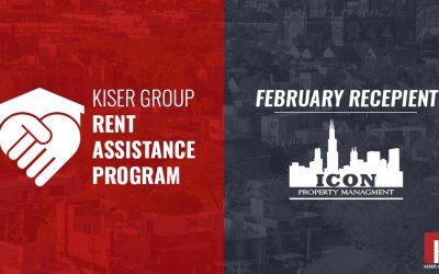 KISER GROUP'S RENT ASSISTANCE PROGRAM – FEBRUARY 2021 UPDATE