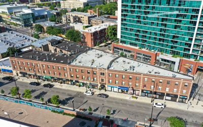 Kiser Group Advises On $10.25 Million Mixed-Use Lakeview Sale