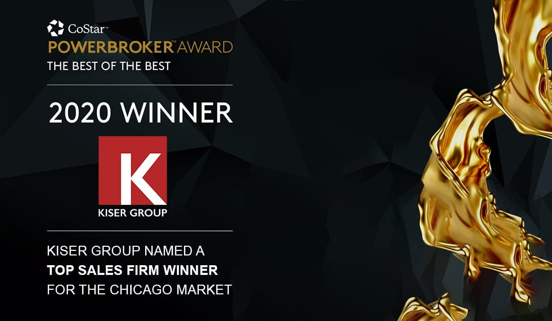 CoStar Power Broker Award Chicago