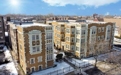 Kiser Group's Birk | Sklar Team Brings 61-Unit Lakefront Multifamily Portfolio to Market Along Chicago's Historic South Shore Drive