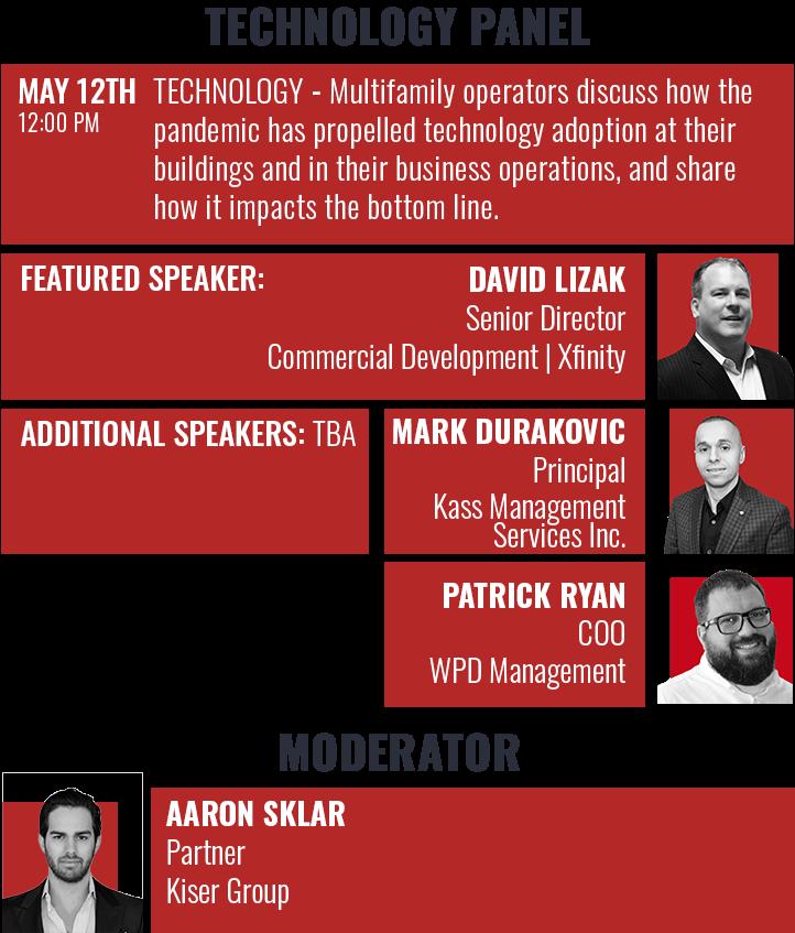 Mid-Market Summit May 12th speaker David Lizak