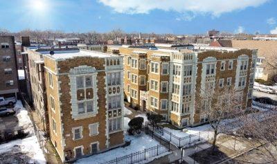 Kiser Group lists 61-unit portfolio in Chicago's South Shore for $4.65 million