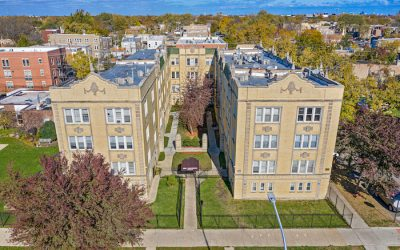 Kiser brokers $3.7 million sale of courtyard building near Garfield Park