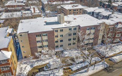 Kiser Group Brings 34-Unit Ridge Terrace Condominium Deconversion Project to Market in Desirable Chicago Submarket of Evanston