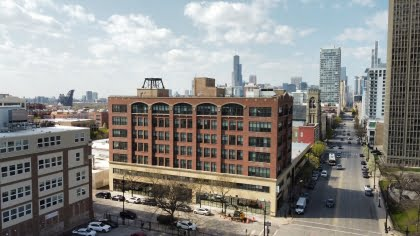 Mixed-Use Property in Chicago's South Loop