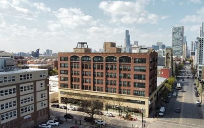 Search Kiser Group Brings $32.5 Million Mixed-Use Residential Development Located on The Historic Motor Row in Chicago's South Loop
