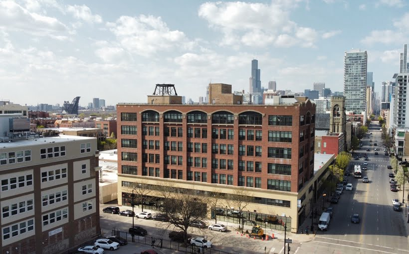 Kiser Group Lists Motor Row Mixed-Use for Sale