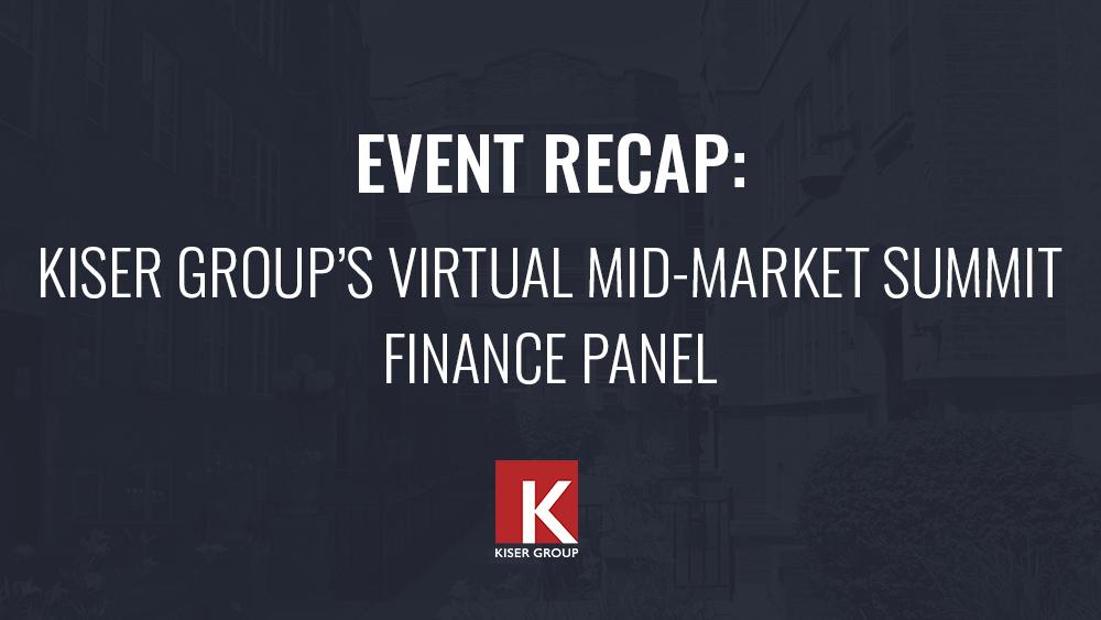 mid-market summit finance