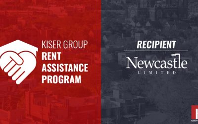 KISER GROUP'S RENT ASSISTANCE PROGRAM – Newcastle Limited