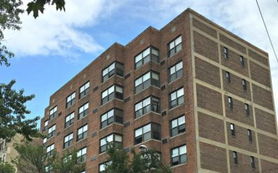 Affordable Housing Investment Brokerage Advises on Levy House Apartment Building Sale in Chicago's East Rogers Park Neighborhood