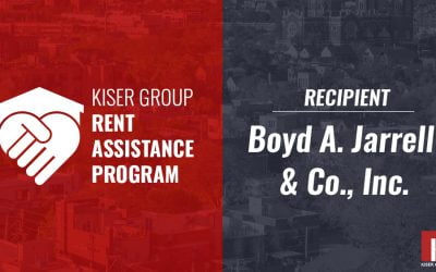 KISER GROUP'S RENT ASSISTANCE PROGRAM – Boyd A. Jarrell & Co.