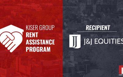 KISER GROUP'S RENT ASSISTANCE PROGRAM – J&J Equities